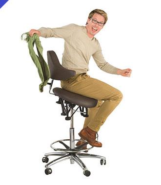 vielsitzer sitzsysteme f r menschen die lange sitzen. Black Bedroom Furniture Sets. Home Design Ideas
